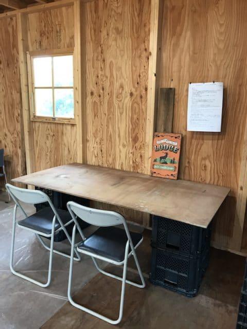 作業小屋2